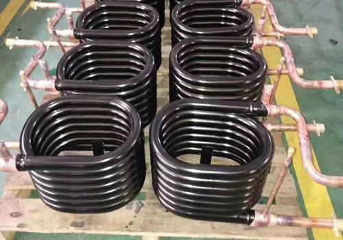 空气能套管式换热器